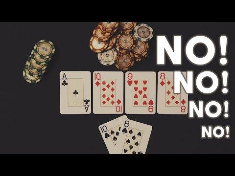 Folding Two Pair - NO NO NO! | SplitSuit