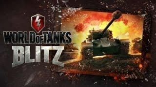 World of Tanks Blitz - Прохождение № 2 на Android