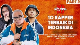 10 Rapper terbaik di Indonesia   Part 2