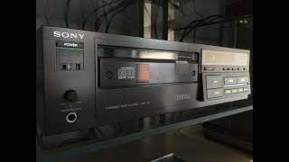 One of the Oldest CD Players -…