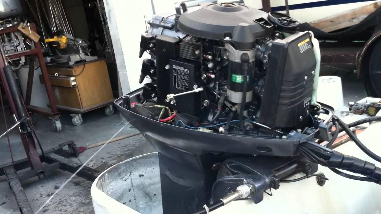 Evinrude 70 Wiring Diagram Yamaha Moto 4 200 Diagrams Hp - Youtube