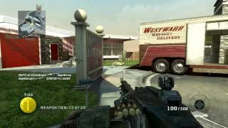 Black Ops 1: Gun Game - Nuketown W/ Commentary