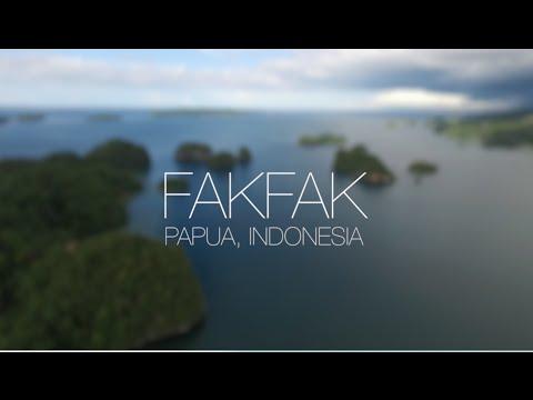 heaven on earth: fakfak, papua, indonesia