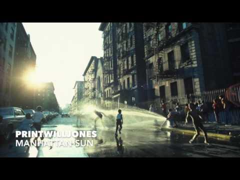 printWillJones - Manhattan Sun