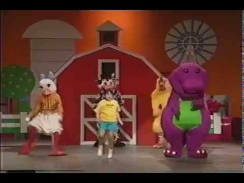 Barney & the Backyard Gang Barney 1991, Episode 7 - YouTube