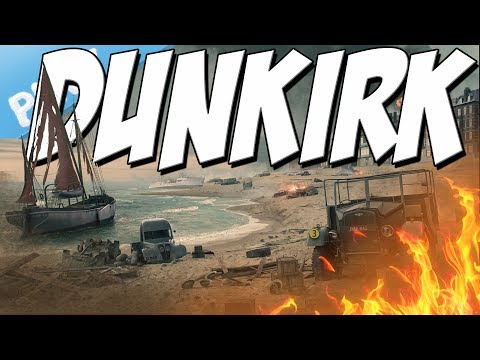RESCUE AT DUNKIRK - Operation Dynamo (World Of Warships Gameplay)