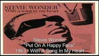 Stevie Wonder - Put On A Happy Face