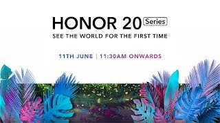 #HONOR20Series