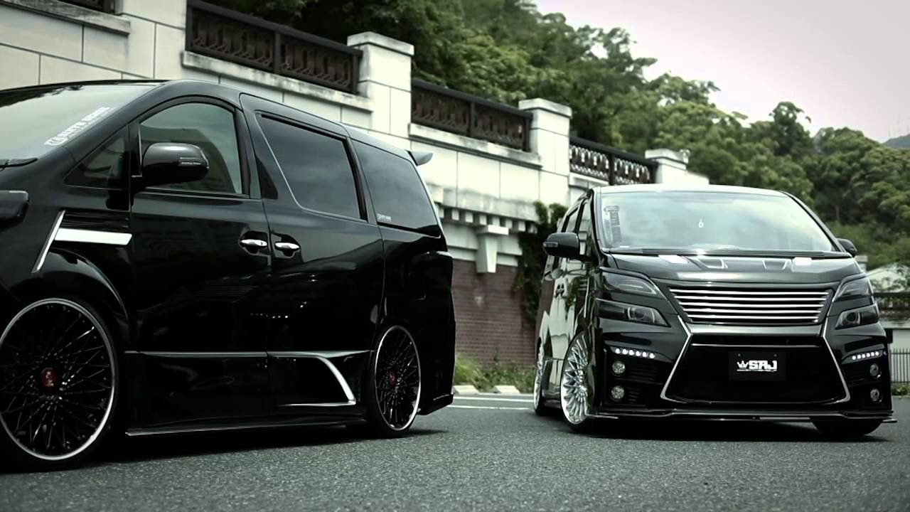 The Latest Version Sixth Sense Kits For Toyota Vellfire and Alphard
