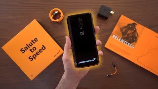 OnePlus 6T McLaren Edition Unboxing - Cop or Flop? 🤔