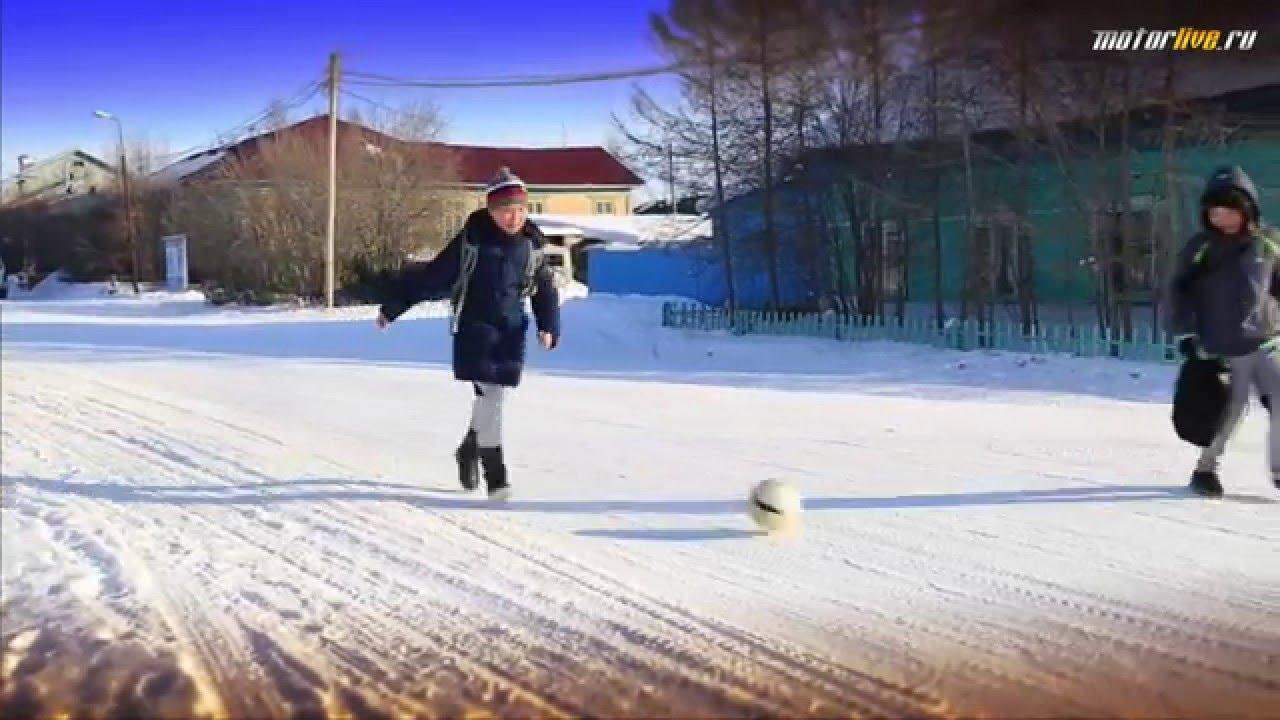 73 параллель. Москва — Юрюнг-Хая 2014 - YouTube