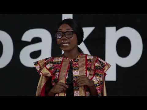 L'Afrique comme une marque | Précieuse Nadie Semanou | TEDxAkpakpa