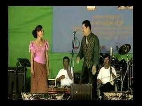 Khmer Comedy Part 14 (Prom Manh)