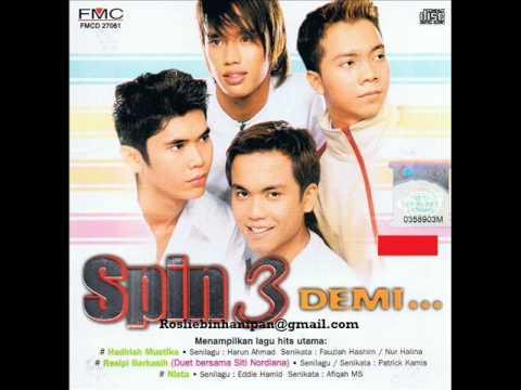 Spin - Resipi Berkasih (Duet Bersama Siti Nordiana)(HQ Audio)