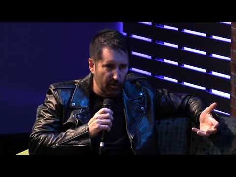 "Nine Inch Nails Interview: ""Competing With Modern Day Festivals/Social Media"""