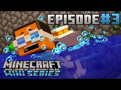 The Well Wisher  Minecraft Mini Series  Episode 3