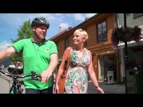 Velkommen til Lillehammer Sentrum