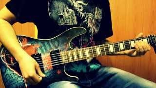 Repeat youtube video Asking Alexandria - Not The American Average ( Guitar Cover )
