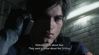 Resident Evil 2 [PS4/XOne/PC] Tokyo Game Show 2018/Story Trailer