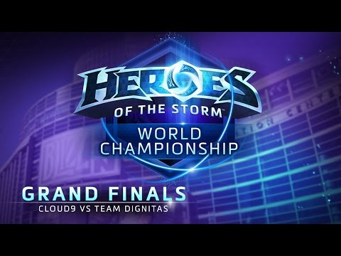 Cloud9 vs. Team Dignitas - Finals - Heroes of the Storm Worl