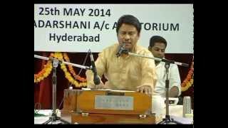 Shashank Shekhar Live - Ghazal - Shaam Se Aankh Mein