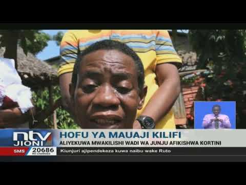 Kilifi: Suala la mashamba lilichangia mauaji wa watu 3, Junju