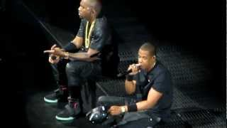 Watch The Throne - New Day - O2 Arena - 20th May