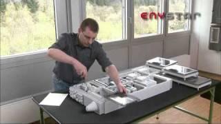 ENYSTAR - Kombinierfähiges Gehäusesystem mit Tür von Hensel