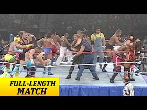 FULL-LENGTH MATCH - Raw - 20-Man Battle Royal