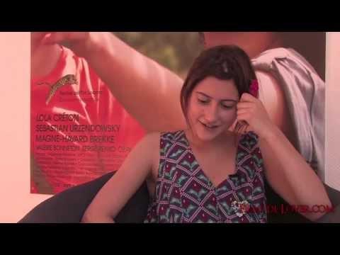 """un amour de jeunesse"""" - interview de lola créton - youtube"""