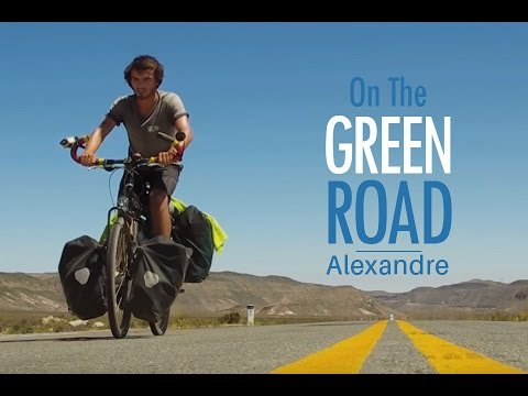 INTERVIEW / Alexandre - On the green Road