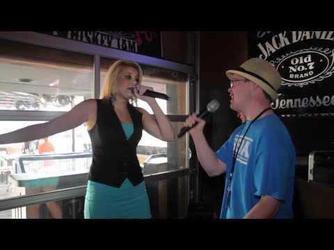 ACM Lifting Lives Music Camp 2012 - Karaoke with Lauren Alaina