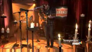 City and Colour - What Makes a Man - Live @ The Orange Lounge