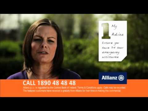 Allianz Ireland - Karin's One Advice