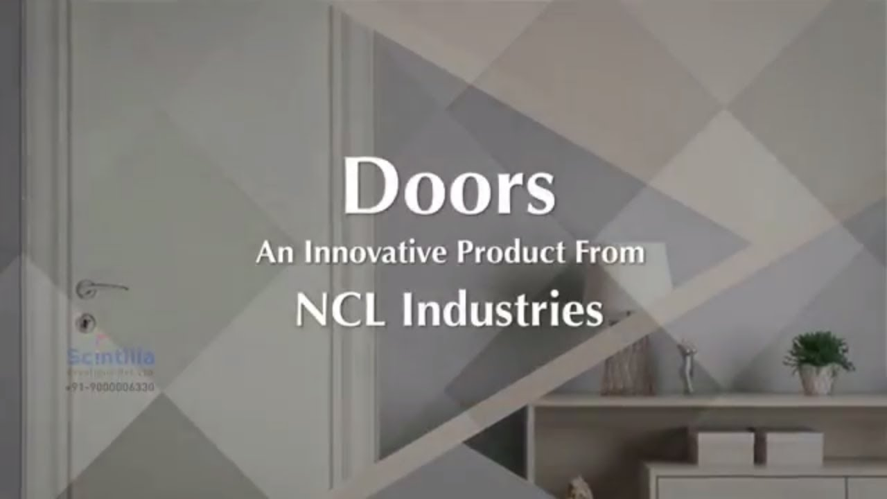 NCL DOORS Animation Film |  Scintilla Kreations  |  Animated video makers in Hyderabad