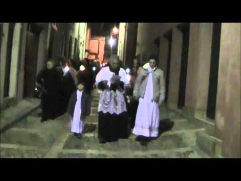 Filmato San Giuseppe 2015 processione