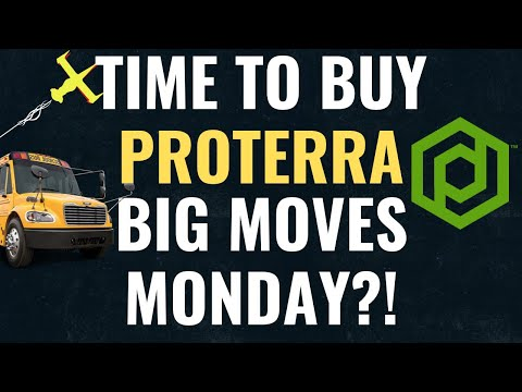 Download Huge News Update I Bought Big On Proterra  🔥 ACTC Stock Analysis 🔥 Huge Upside High Growth Energy