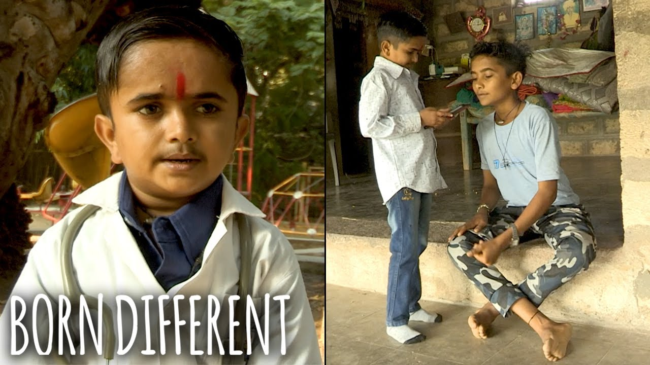 3ft Man To Become World's Smallest Doctor | BORN DIFFERENT