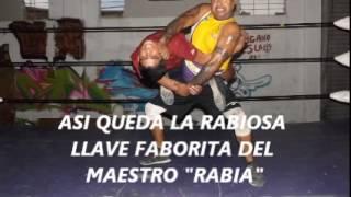 """LA LLAVE DEL MAESTRO """"RABIA"""""""