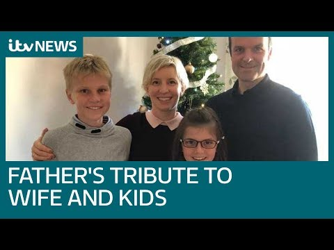 Father's tribute to 'amazing children' killed in Sri Lanka attack | ITV News