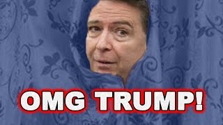 Drapes (And Trump) End James Comey