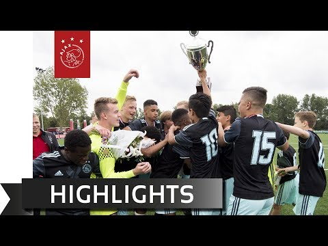Highlights bekerfinale AZ O15 - Ajax O15
