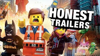 Honest Trailers - The LEGO Movie (feat. Epic Rap Battles of History - Nice Peter & EpicLLOYD)