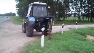 Оборудование навесное бурильное ЕМ-1.4