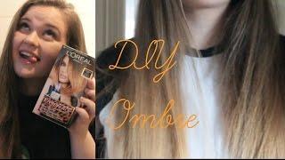 DIY Ombre Hair   L'Oreal Paris Preference Wild Ombre