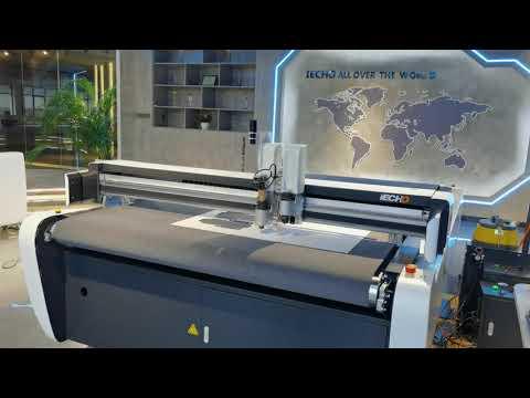 Super fast cutting speed- iECHO BK4 Digital Cutting System