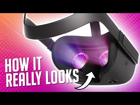 Oculus Quest: How it REALLY Looks From The Inside