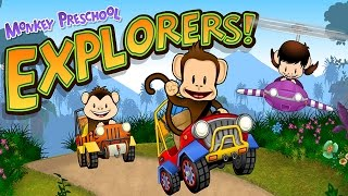 Monkey Preschool Explorers (THUP Games) - Best App For Kids