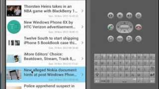 Android Simple RSS Reader Demo - Techie Dreams