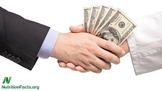 Zjistěte, jestli váš lékař bere peníze od farmaceutických společností